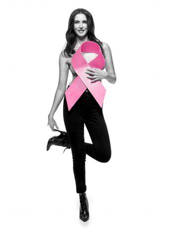 Placement de personnalités: Campagne Ruban Rose 2016