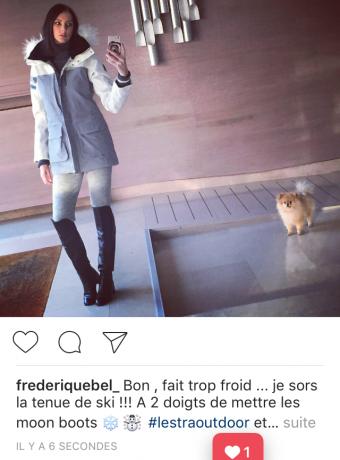 Frédérique Bel