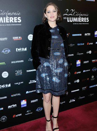Placement de personnalités : Marion Cotillard