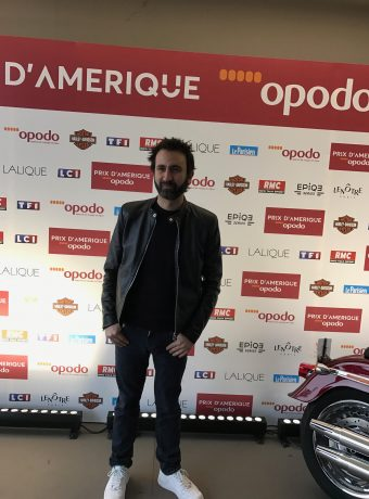 Placement de personnalités : Mathieu Madenian
