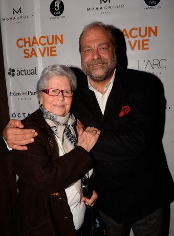 Eric Dupond Moretti et sa maman