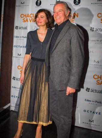 Michel Leeb & Mariane Denicourt