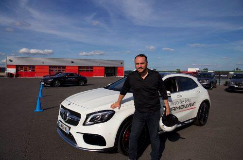Mercedes VIP AMG Live 2017 avec François-Xavier-Demaison