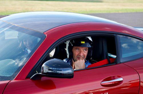 Mercedes VIP AMG Live 2017 avec Stephane de Groot