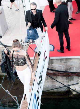 Festival de Cannes - Yacht le Sud