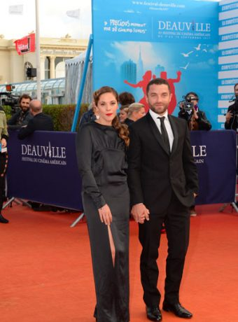 Festival du film Américain de Deauville : Guillaume Gouix & Alysson Paradis