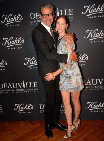 Festival du film Américain de Deauville : Jeff Glodblum et son epouse