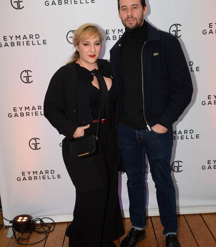 Soirée de lancement de la nouvelle marque de cosmétique Gabrielle Eymard avec Marilou Berry