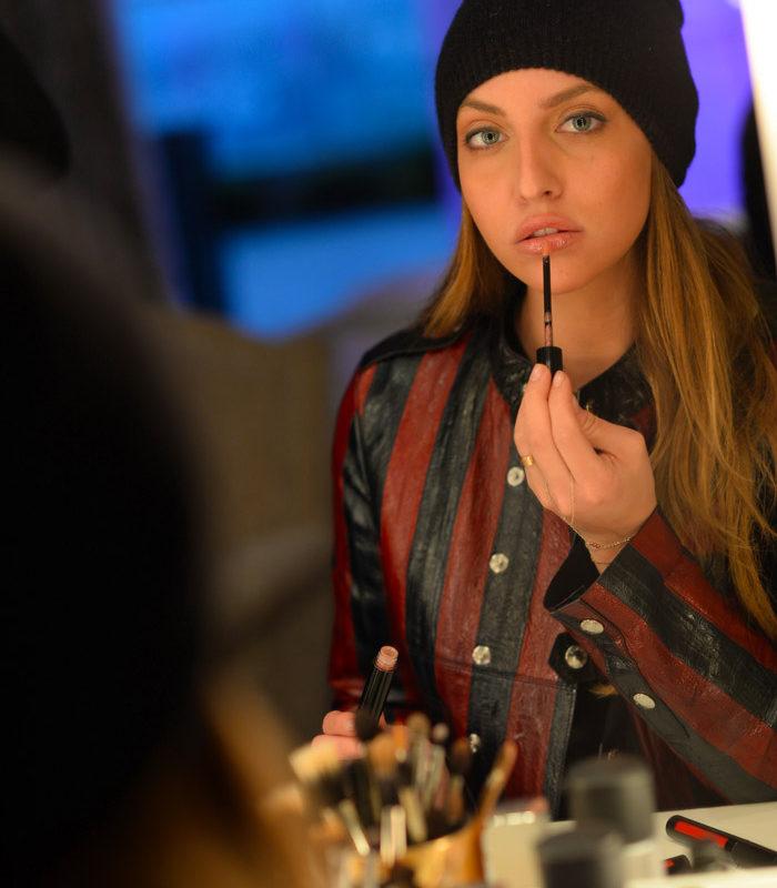 Soirée de lancement de la nouvelle marque de cosmétique Gabrielle Eymard avec Carla Ginola
