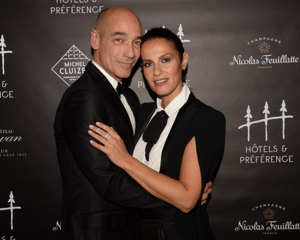 Jean-Marc Barr & Elisa Tovati