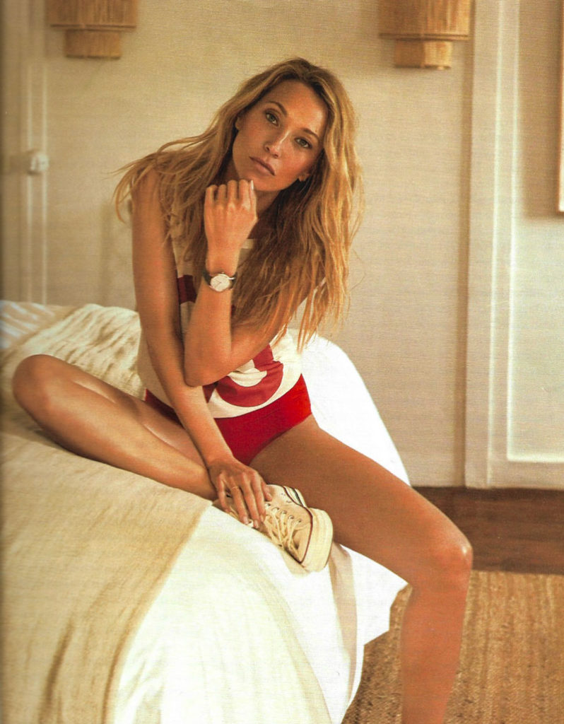 Omega Watches / Laura Smet / Madame Figaro