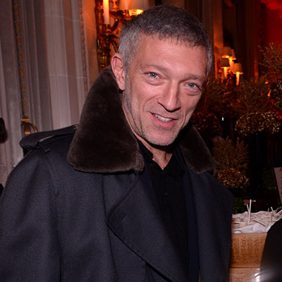 Anniversaire 20 ans du Georges V Paris - Vincent Cassel - Influencer Marketing