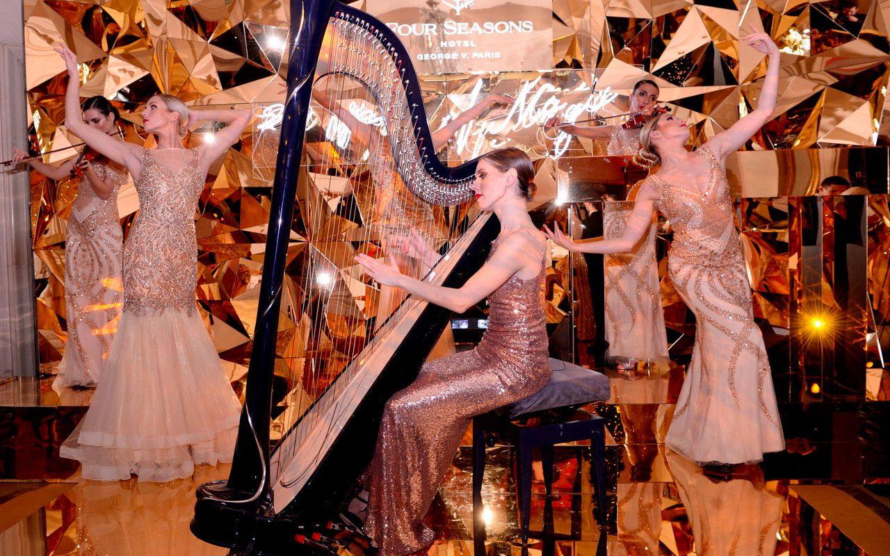 Anniversaire 20 ans du Georges V Paris - FourSeasons Hôtel