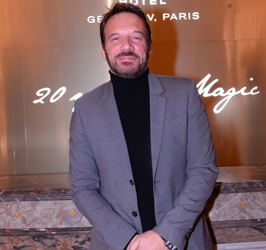 Anniversaire 20 ans du Georges V Paris - FourSeasons Hôtel - Samuel Lebihan