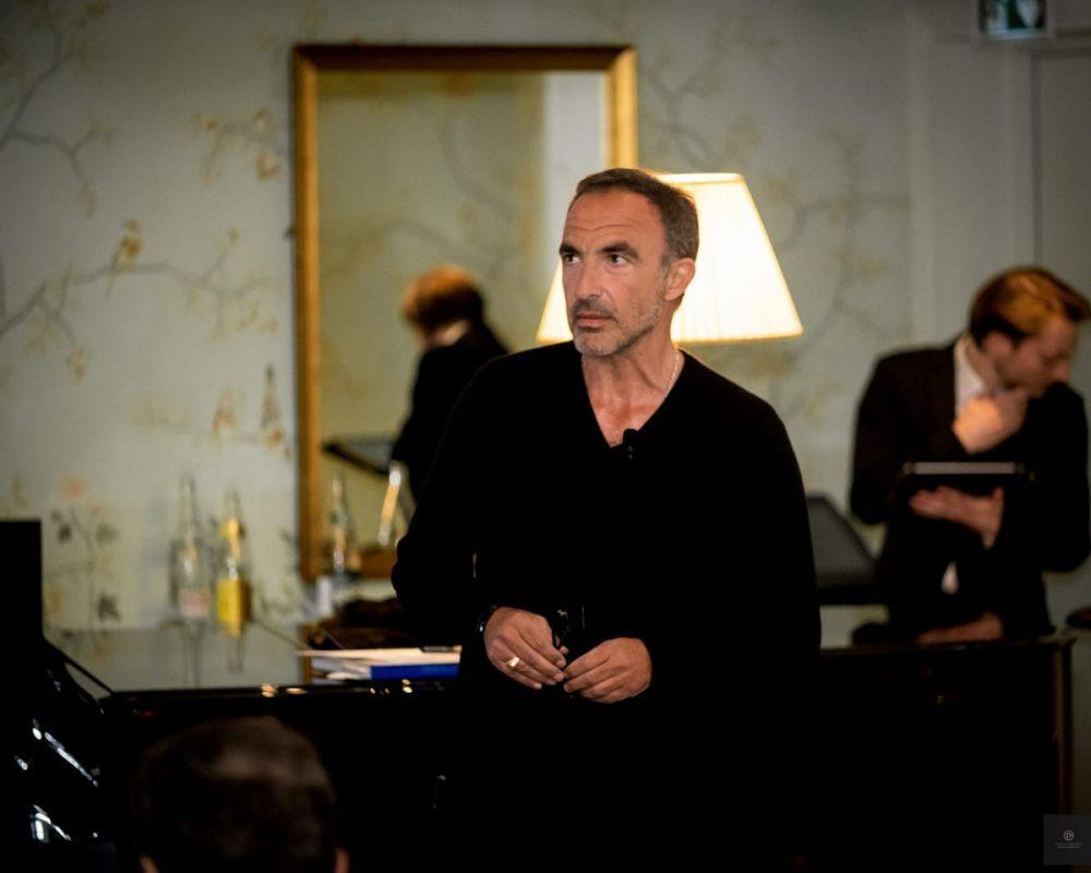 « Des mots et des mets » - Nikos Aliagas - Ritter Consulting
