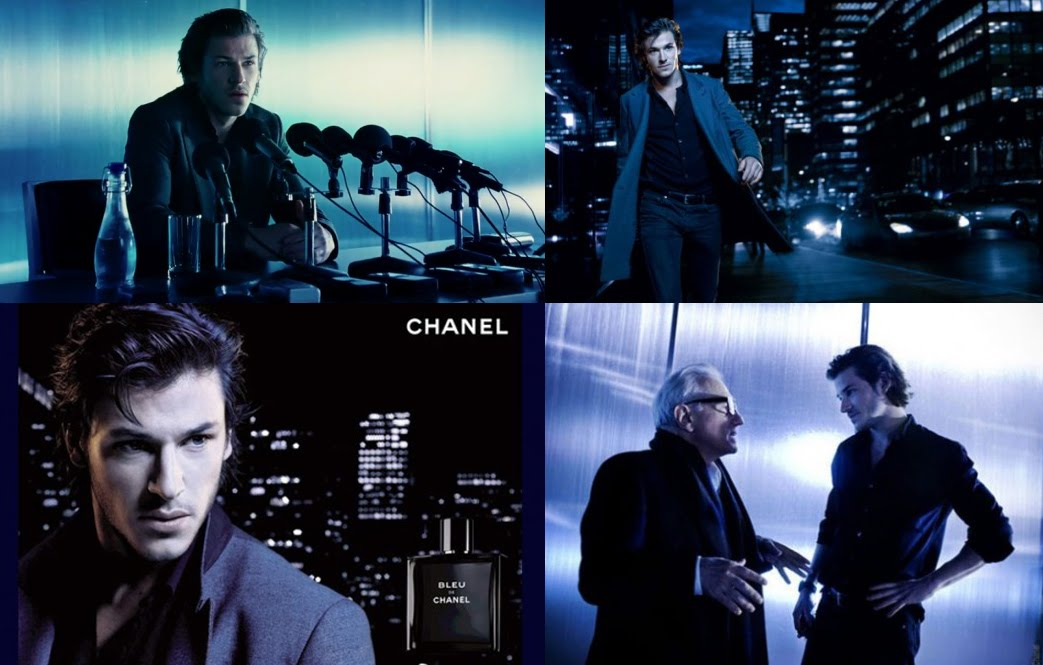 Celebrity Marketing - Bleu de Chanel par Martin Scorsese