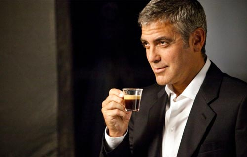 Celebrity Marketing - Nespresso - George Clooney
